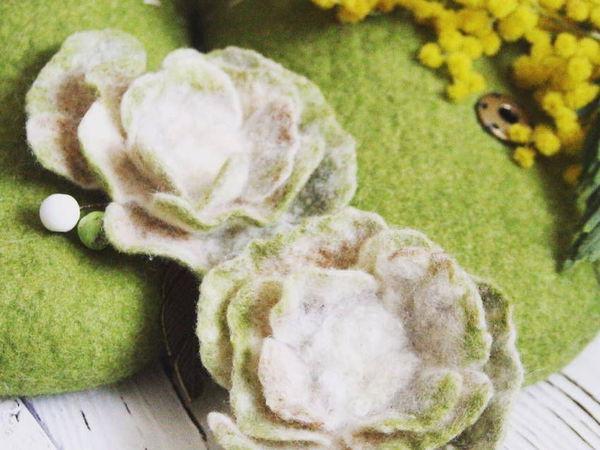 Благотворительный мастер класс по мокрому валянию «Брошек много не бывает»   Ярмарка Мастеров - ручная работа, handmade