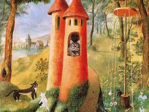 Магический мир Ремедиос Варо. Ярмарка Мастеров - ручная работа, handmade.