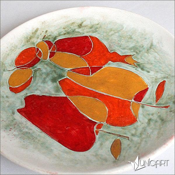 керамика хенд мейд, декоративные тарелки, ручная авторская работа, авторская работа, тарелки, блюдо