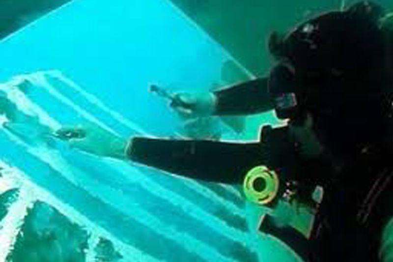 чёрное море, подводные рифы