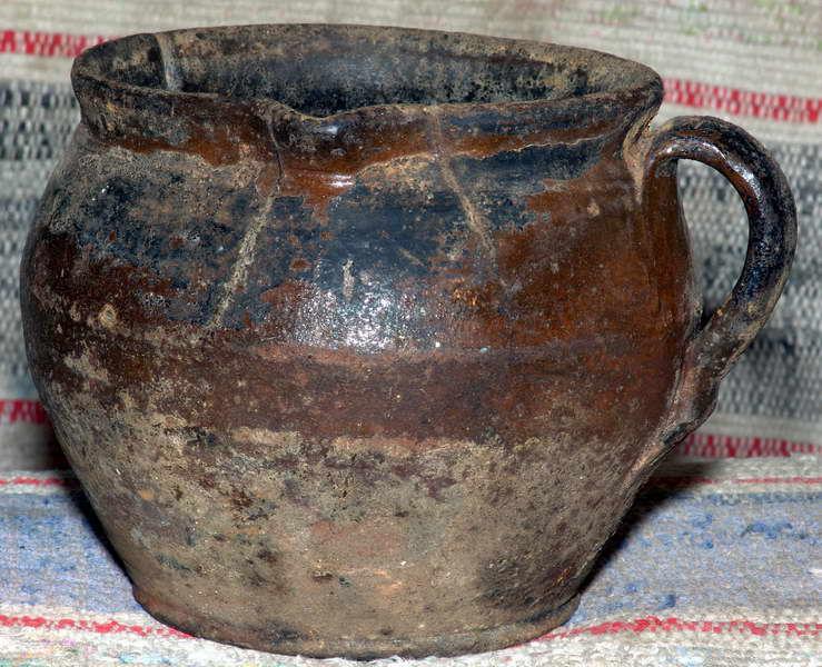 кашник, гончарная керамика, старинные сосуды