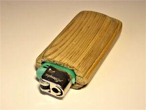 Придумал новый чехол. Чехол для зажигалки. | Ярмарка Мастеров - ручная работа, handmade
