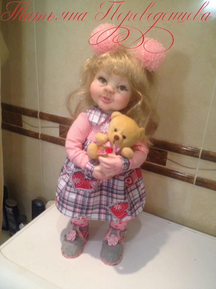 персональный блог, коллекционные куклы