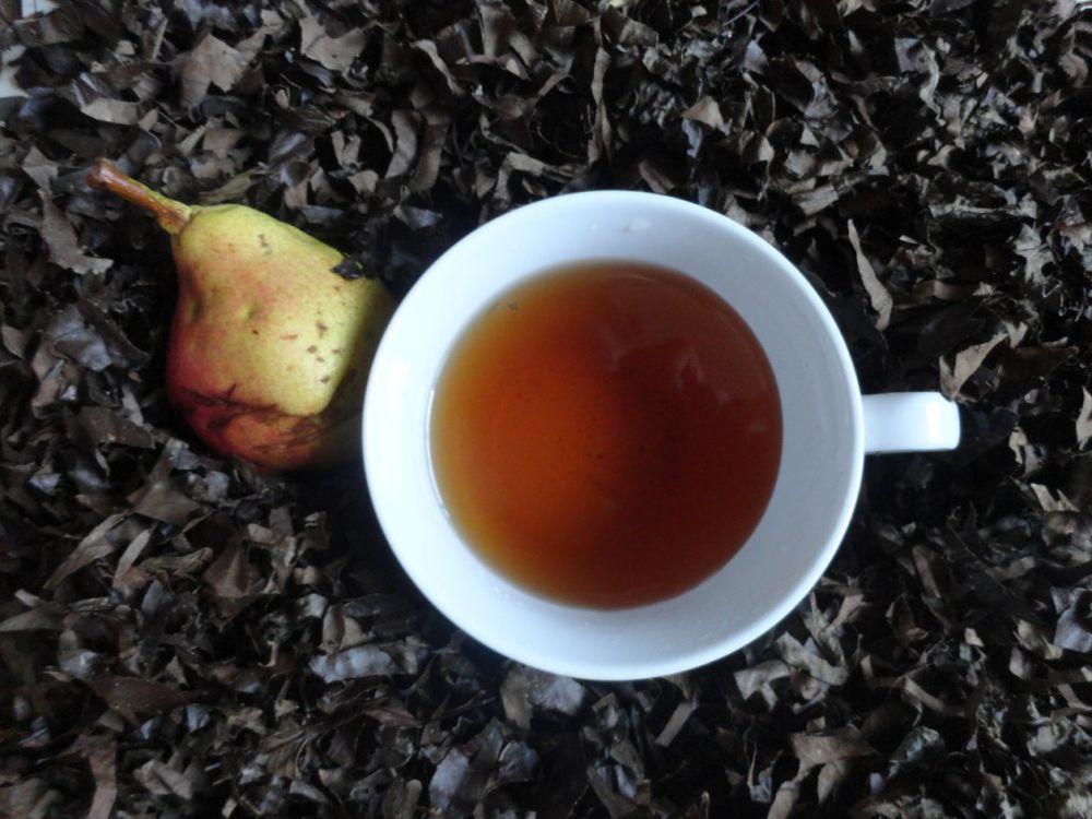 ферментация, травяной чай, травушка, сушёные травы, лист груши, ферментация груши, садовый сбор, подарок на новый год, фито чай, фитотерапия
