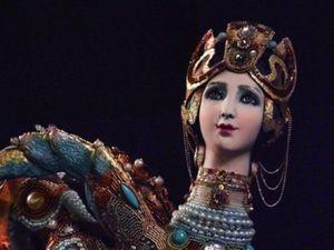 Птица Феникс Светланы Румянцевой | Ярмарка Мастеров - ручная работа, handmade