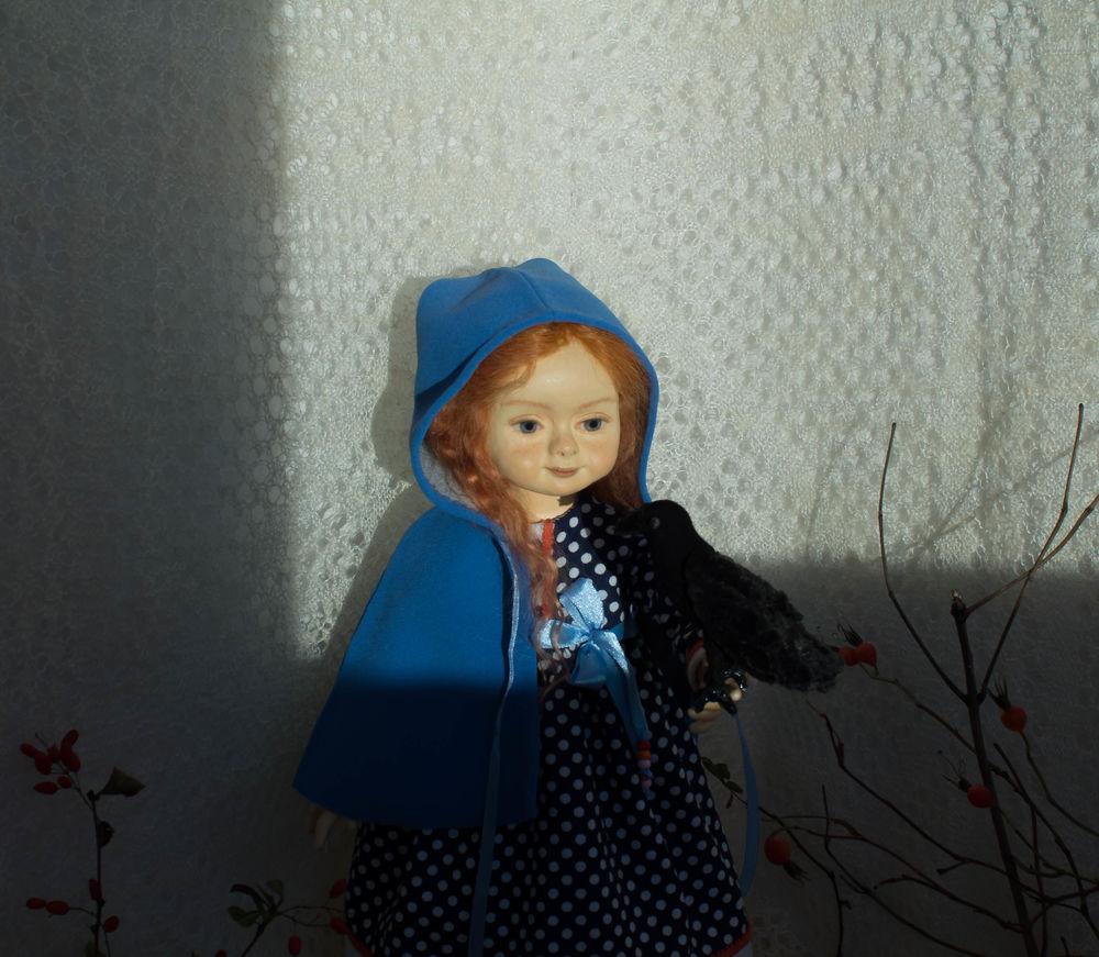 кукла, коллекционная кукла
