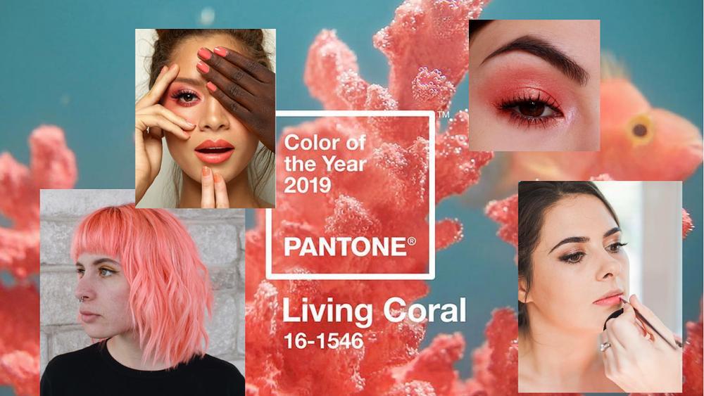 Живой коралл (living coral) — новое солнце 2019 года!