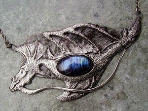 Чарующие украшения в технике Tiffany gems. Ярмарка Мастеров - ручная работа, handmade.