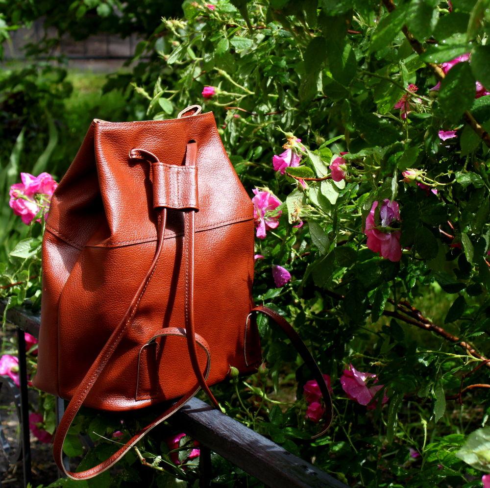рюкзак из кожи, рюкзак мешок, красивый рюкзак, купить рюкзак, рюкзак