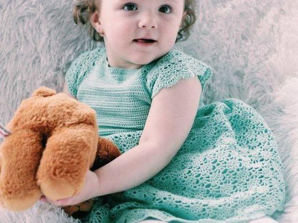скидка 15% на детские платья | Ярмарка Мастеров - ручная работа, handmade