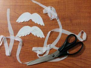Мастер класс: «Крылья для Ангела». Ярмарка Мастеров - ручная работа, handmade.