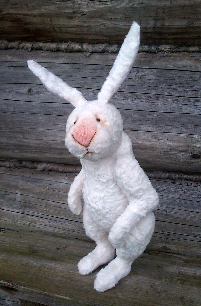за белым кроликом