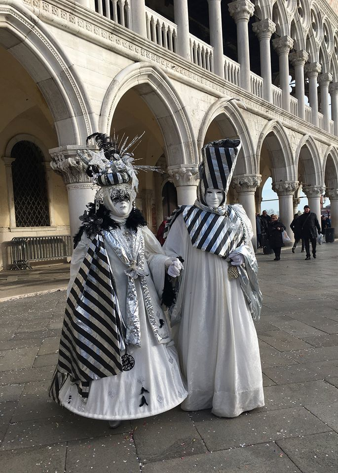 Refined, Elegant, Mystical: The Carnival of Venice, фото № 13