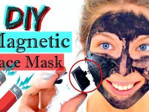 Бьюти-блоггеры по всему миру тестируют магнитные маски для лица. Ярмарка Мастеров - ручная работа, handmade.