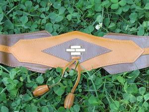 В магазине скидка 30% на кожаные винтажные пояса. Ярмарка Мастеров - ручная работа, handmade.