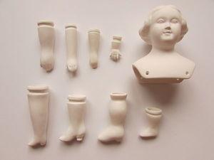 Игольница Полина и детали для кукол — важное. Ярмарка Мастеров - ручная работа, handmade.