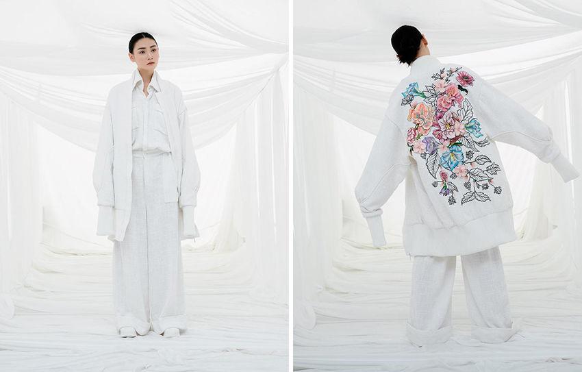 Философия природы: модная коллекция от Nguyen Cong Tri