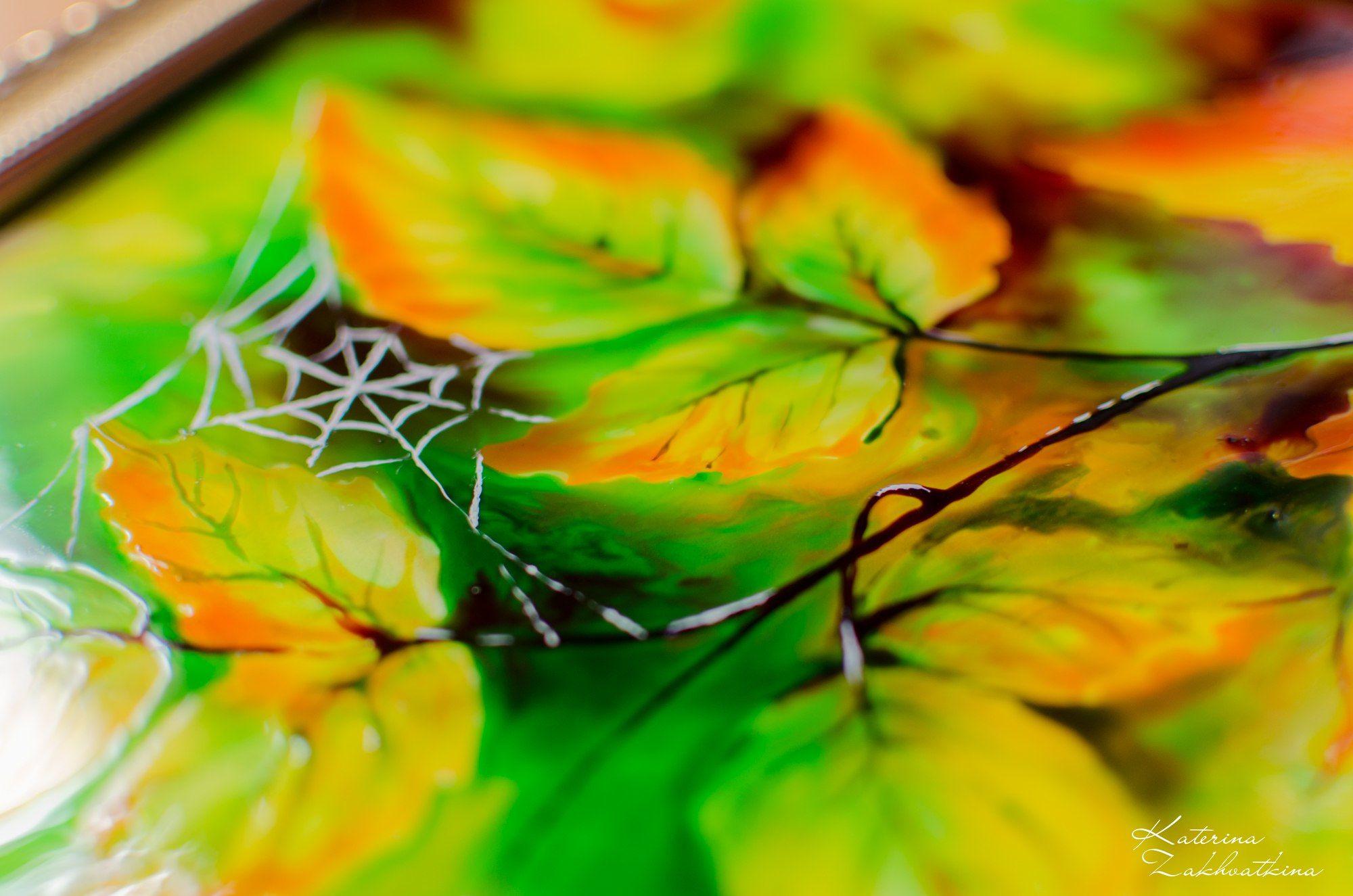 Витражная живопись. Как создать реалистичную картину на стекле, фото № 2