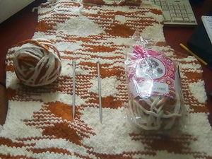 « Китайская пряжа похожая на советские макароны» . Ярмарка Мастеров - ручная работа, handmade.