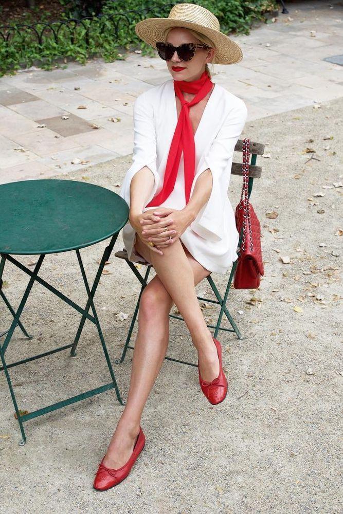 Длинный узкий шарфик: как и с чем носить этот стильный аксессуар, фото № 5