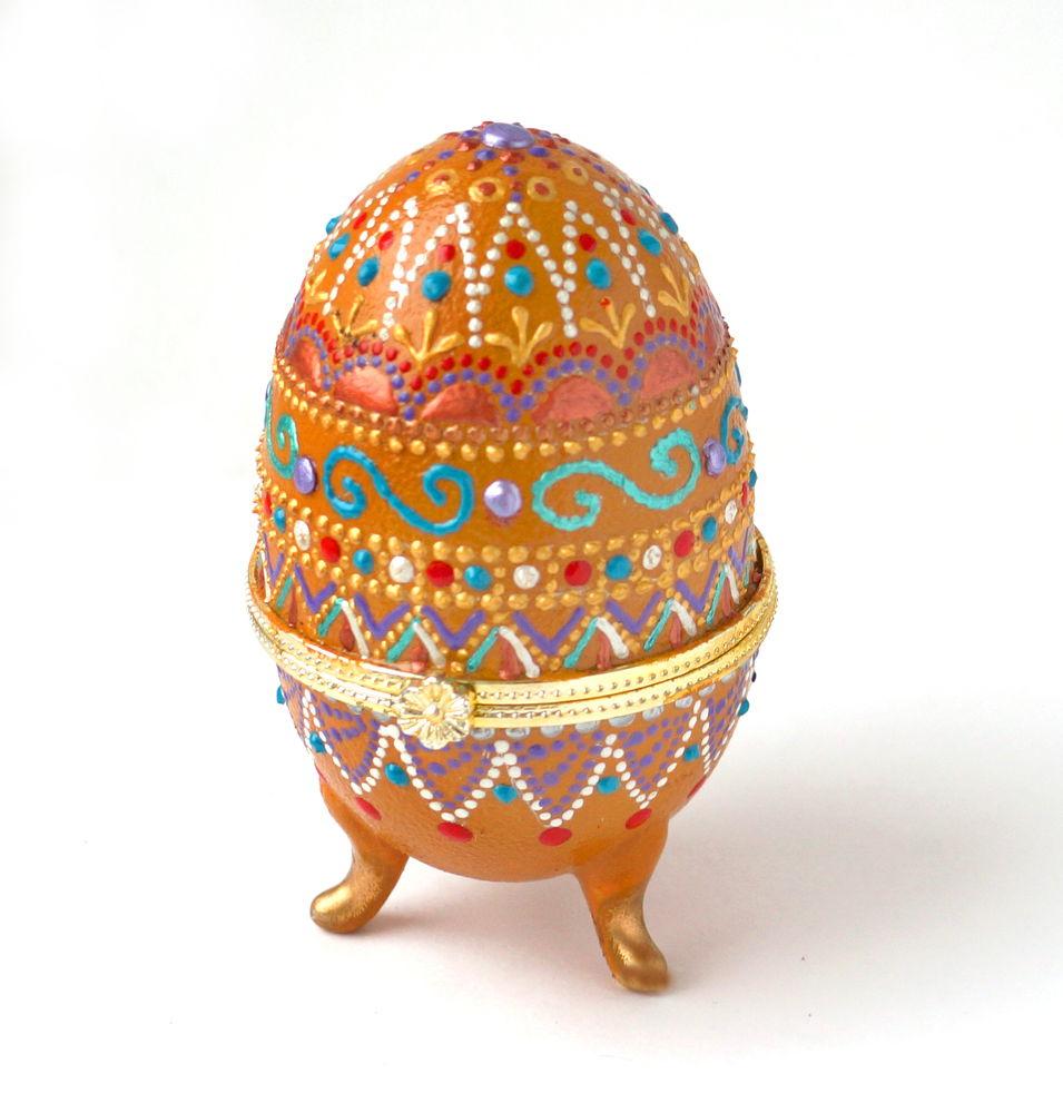 мастер-класс, точечный мир, пасхальное яйцо