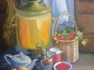 Мои картины маслом. Ярмарка Мастеров - ручная работа, handmade.