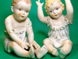 Piano baby — милая реликвия викторианской эпохи. Ярмарка Мастеров - ручная работа, handmade.