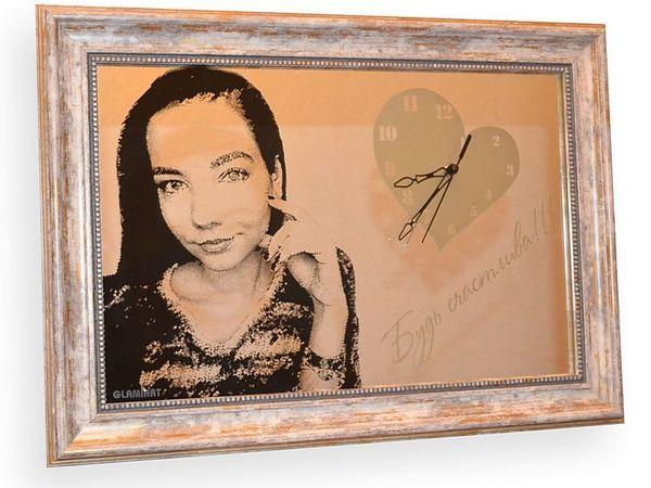 Портрет по фото на зеркале для Елены (Elena Morozova Войлочные подарки) | Ярмарка Мастеров - ручная работа, handmade