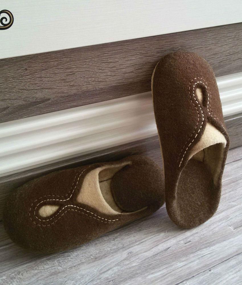 обувь ручной работы, мк по валянию