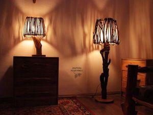 Лампа Эдисона + Светильники Козырева. Ярмарка Мастеров - ручная работа, handmade.
