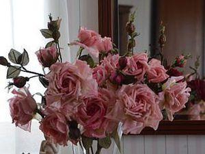 Цветы в интерьере! Весенние Новинки! | Ярмарка Мастеров - ручная работа, handmade