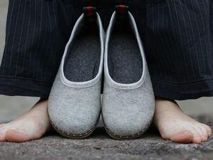 """Встреча выпускников курса по валяной обуви """"Обмен премудростями"""". Ярмарка Мастеров - ручная работа, handmade."""