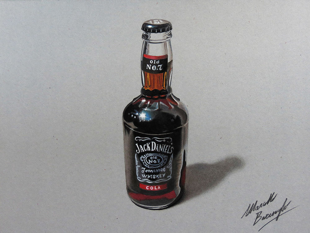 Amazing Hyperrealism by Artist Marcello Barenghi, фото № 37