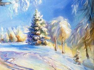 С чудесным зимним праздником вас, друзья мои!!! | Ярмарка Мастеров - ручная работа, handmade