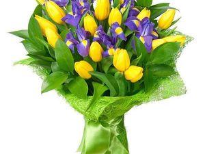Ищутся тюльпаны для красивой коллекции!. Ярмарка Мастеров - ручная работа, handmade.