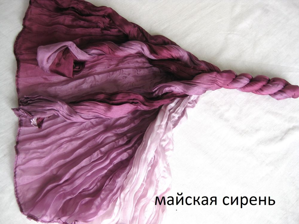 купить шелковый шарф, silk for felt