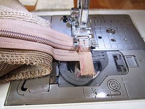 Потайная молния в юбке | Ярмарка Мастеров - ручная работа, handmade