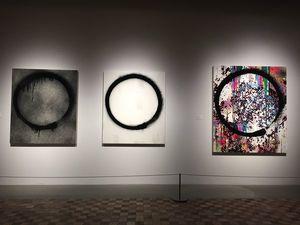 Невероятная выставка Такаси Мураками