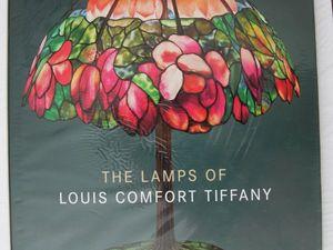 Лампы Луи Комфорт Тиффани. Ярмарка Мастеров - ручная работа, handmade.