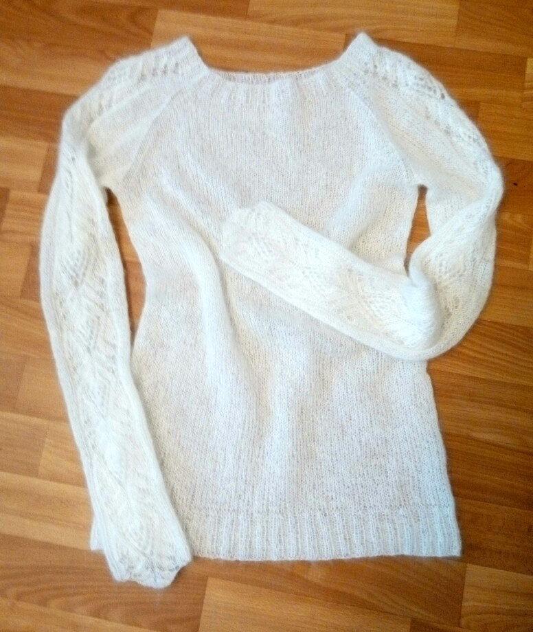 новинки, к 1 сентября, купить мохеровый пуловер