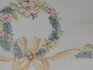 Качество работы вышивальщицы познаётся по изнанке | Ярмарка Мастеров - ручная работа, handmade