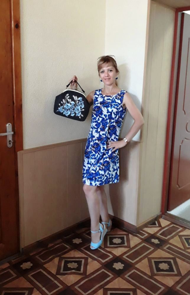 платье, фото в образе