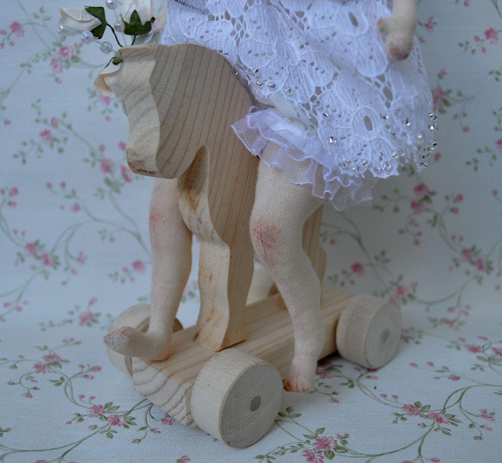 деревянные игрушки, деревянный паровозик