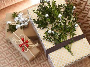 Новогодний Обмен Подарками!!!. Ярмарка Мастеров - ручная работа, handmade.