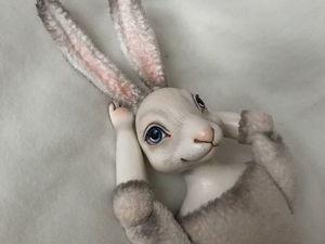 Кролик Эдвард и его гардероб. Ярмарка Мастеров - ручная работа, handmade.