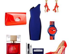 С чем носить и сочетать синее короткое платье: 20 модных образов. Ярмарка Мастеров - ручная работа, handmade.