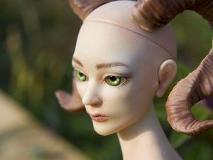 Портретная кукла. Хочу, чтобы кукла была похожа на меня. Ярмарка Мастеров - ручная работа, handmade.