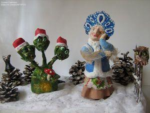 Сказка о Бабе — Яге и её душевных муках. Ярмарка Мастеров - ручная работа, handmade.