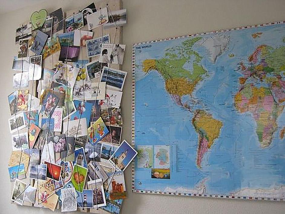 Как хранить открытки 5