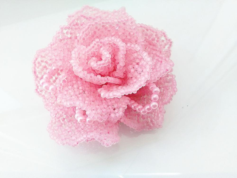 divelen, роза, брошь-роза, что подарить девушке